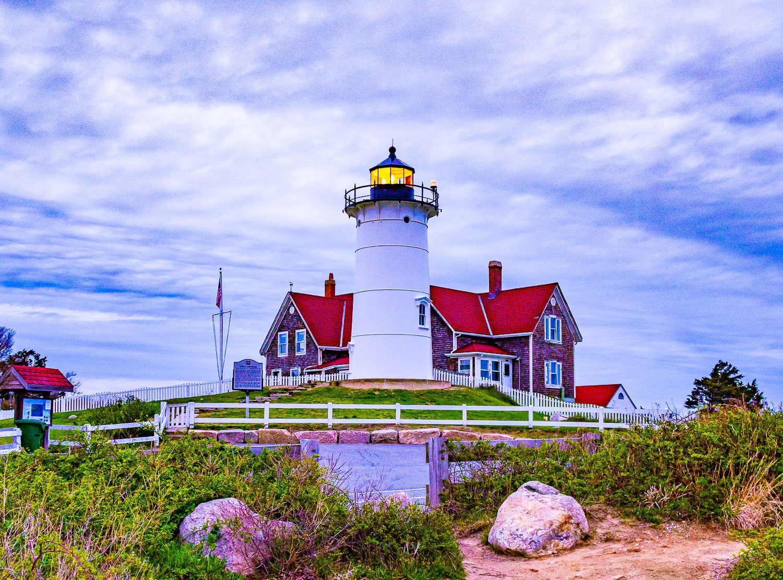 Falmouth, MA: Nobska Lighthouse