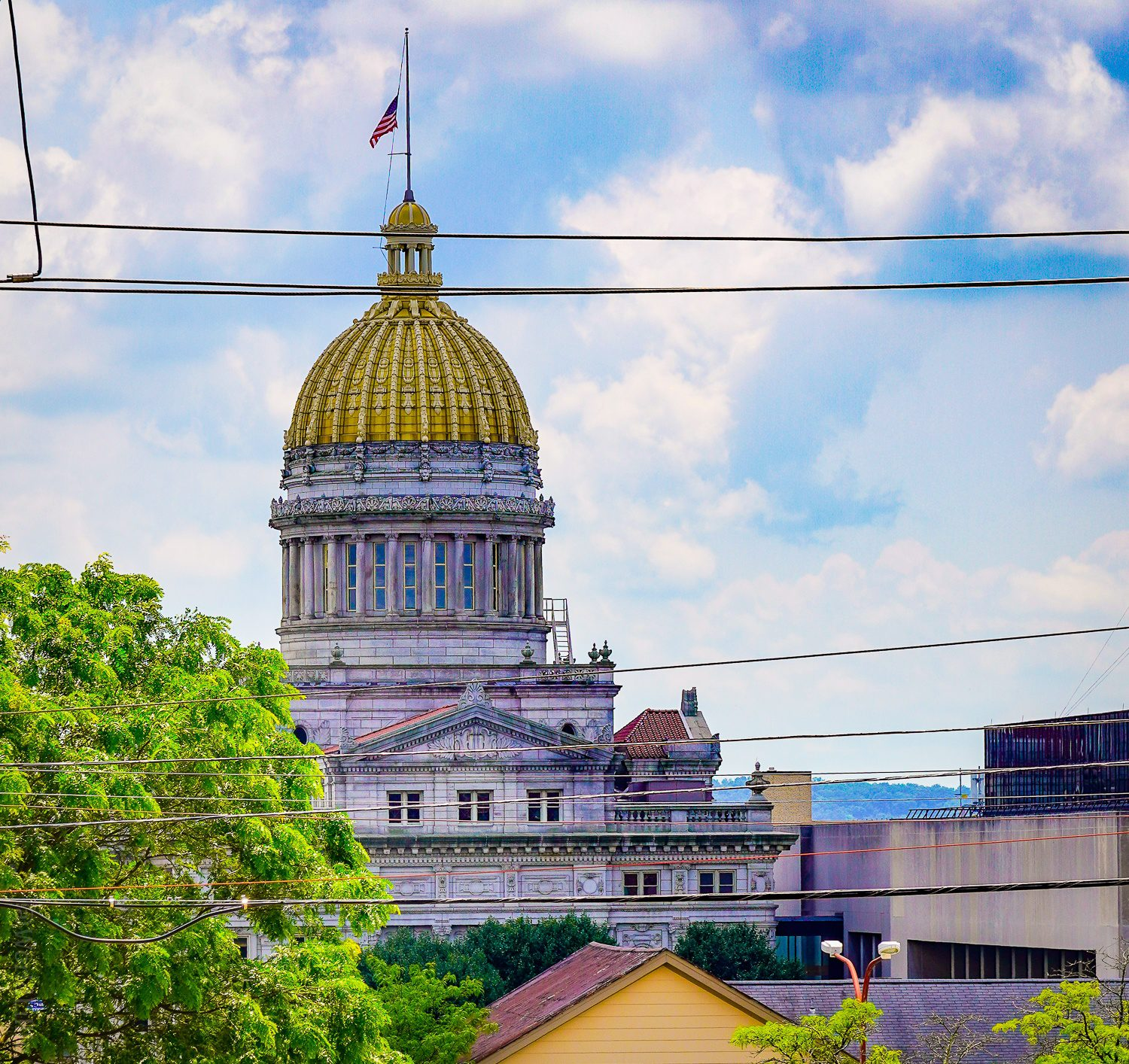 Greensburg, PA dome: Westmoreland County Courthouse