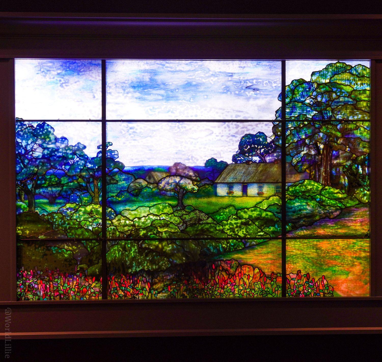 The Thomas Lynch Tiffany Window