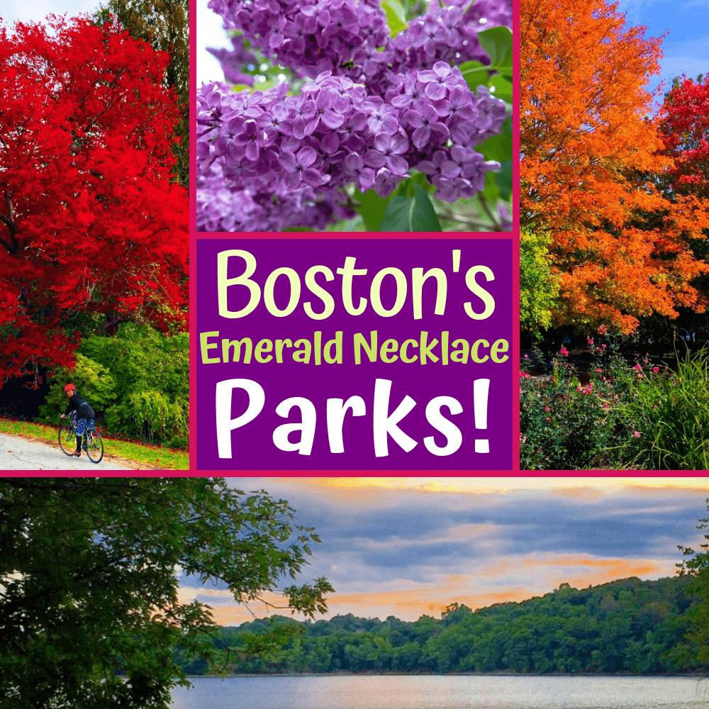 Emerald Necklace Boston