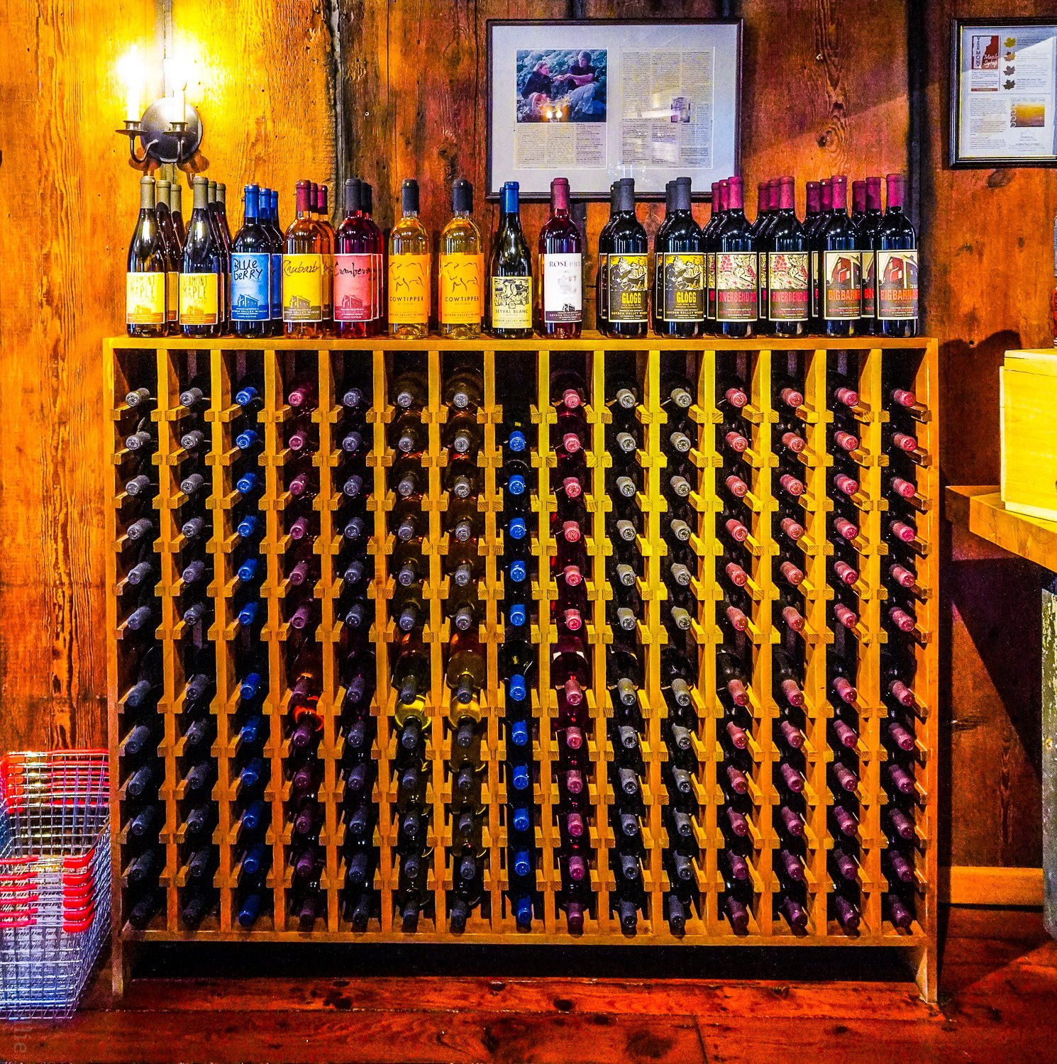 Fruit wine, ice wine, cider, and more!