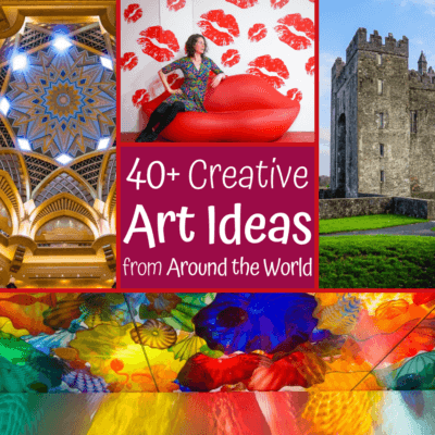 40 Art and Drawing Prompts for Kids + Adults: Ideas from Around the World