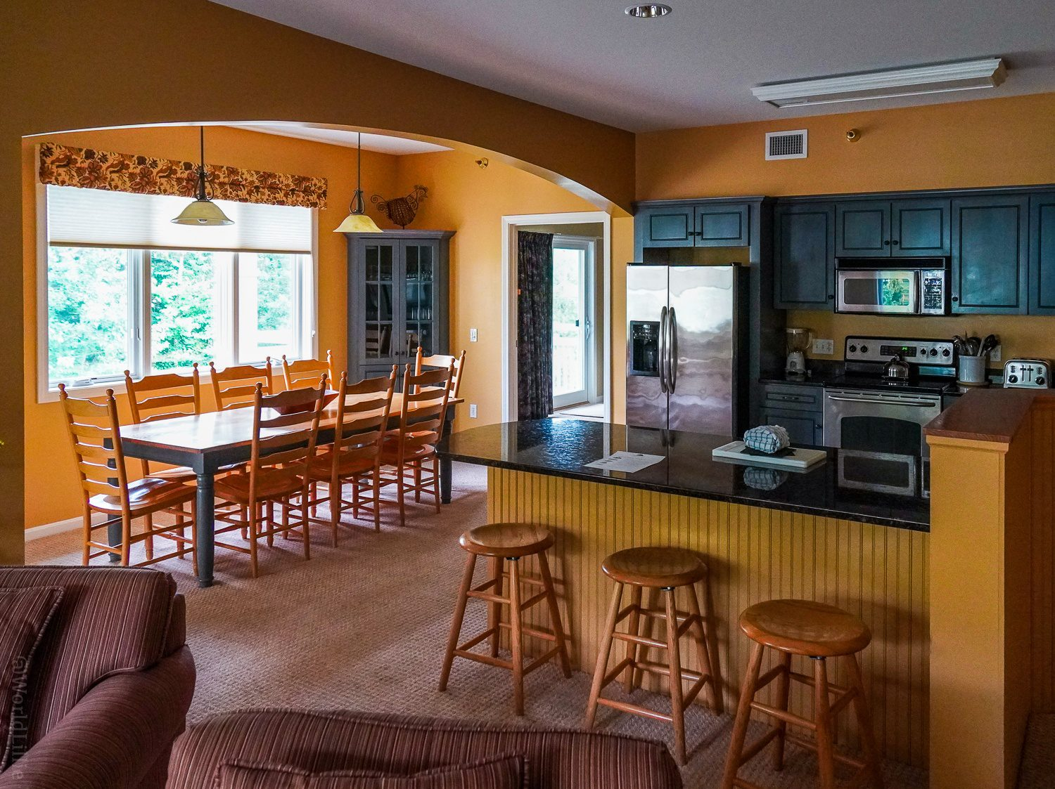 Vermont vacation rental with kids