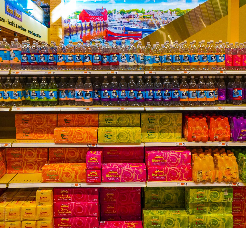 Wegmans Natick MA soda