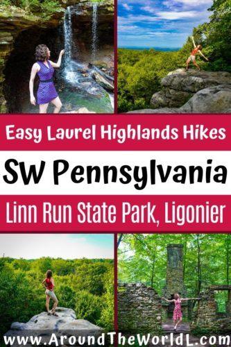 Laurel Highlands hiking trails