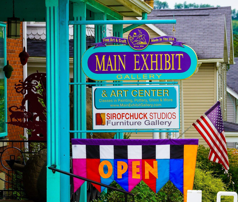 Main Exhibit has been open since 1994.