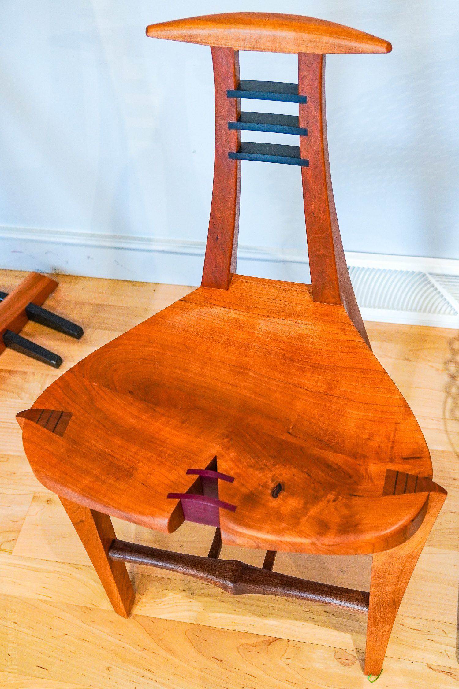 Perfect, hand-crafted wooden furniture.