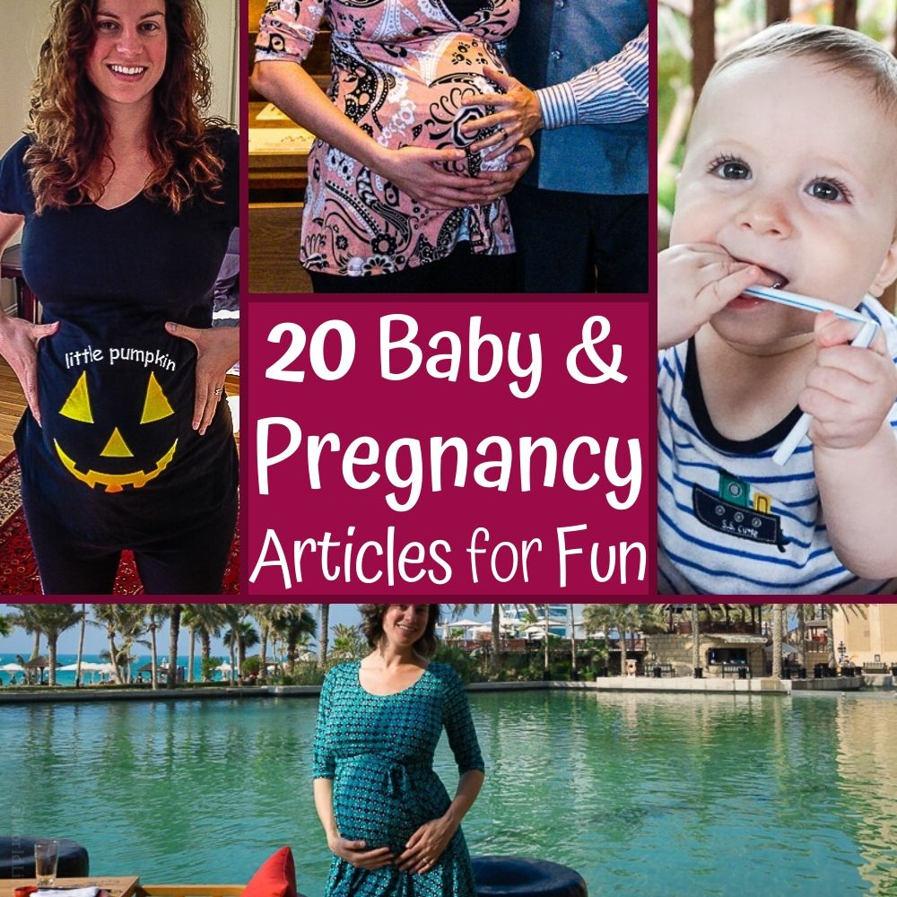 Pregnancy stories and new mom and newborn baby articles