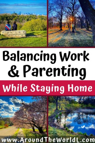 Balancing work and parenting