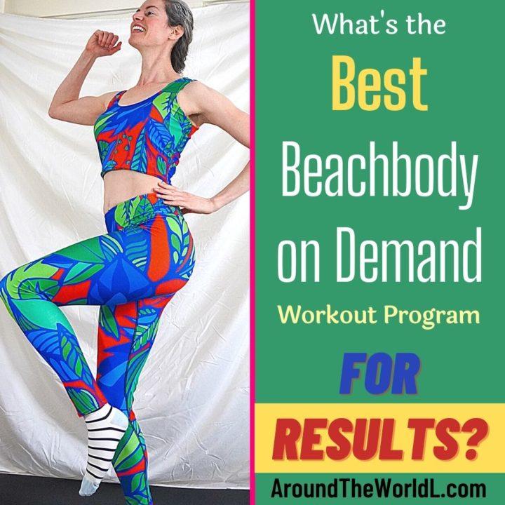 Reviews Best Beachbody program workout