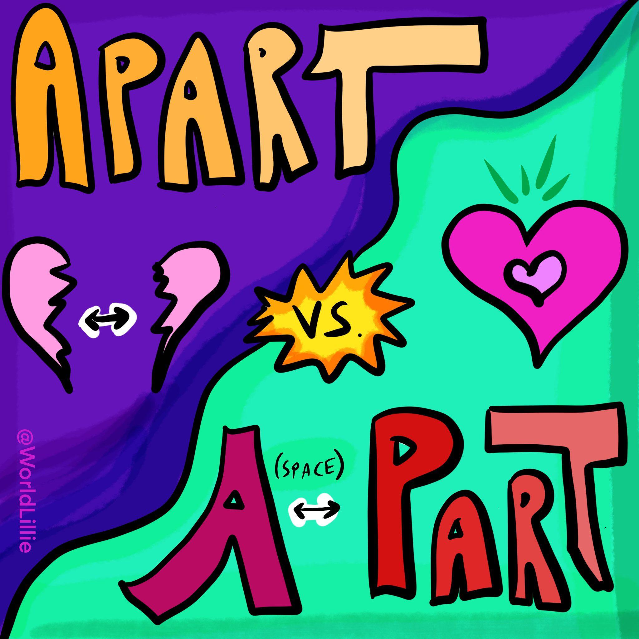 Apart or A Part