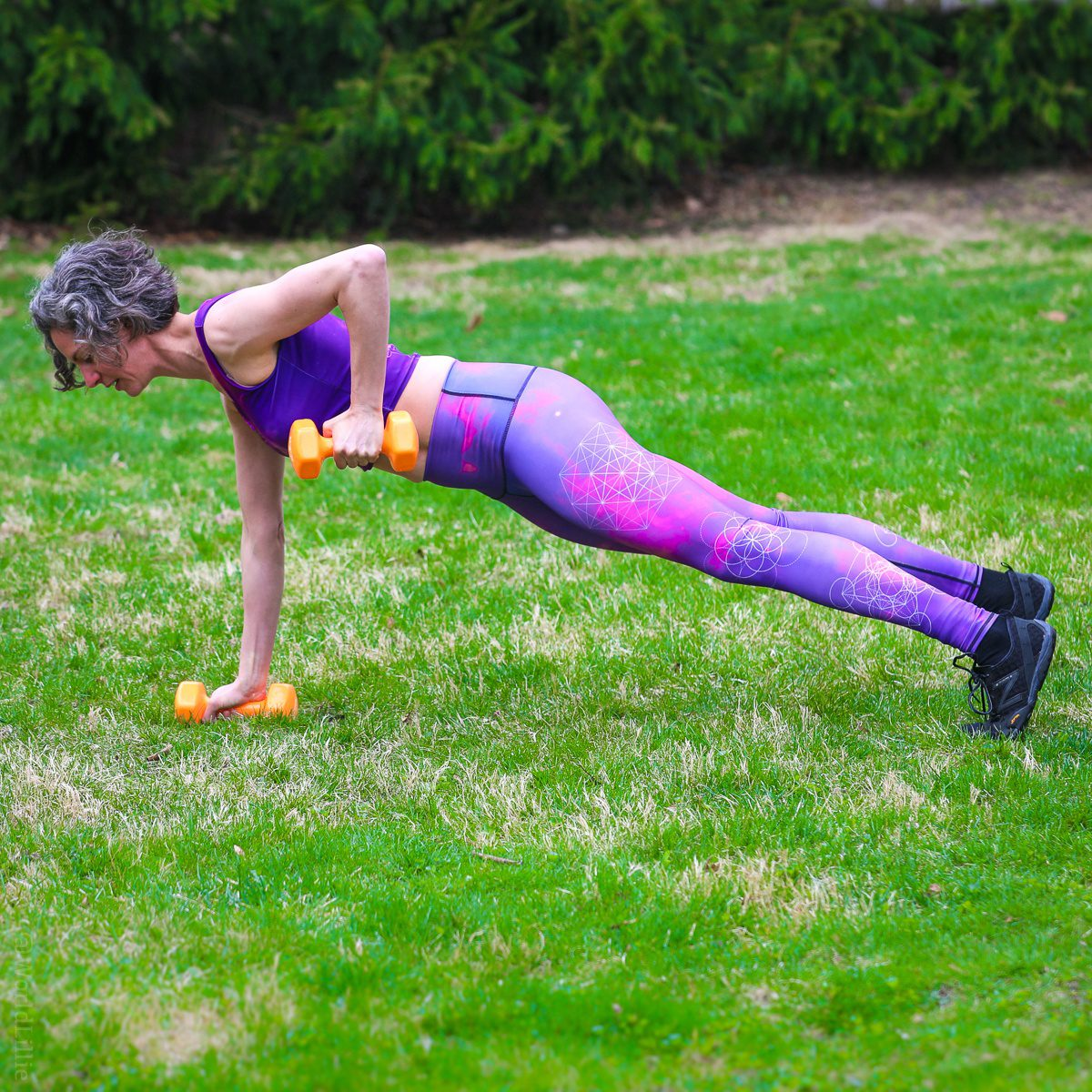 21 Day Fix renegade rows