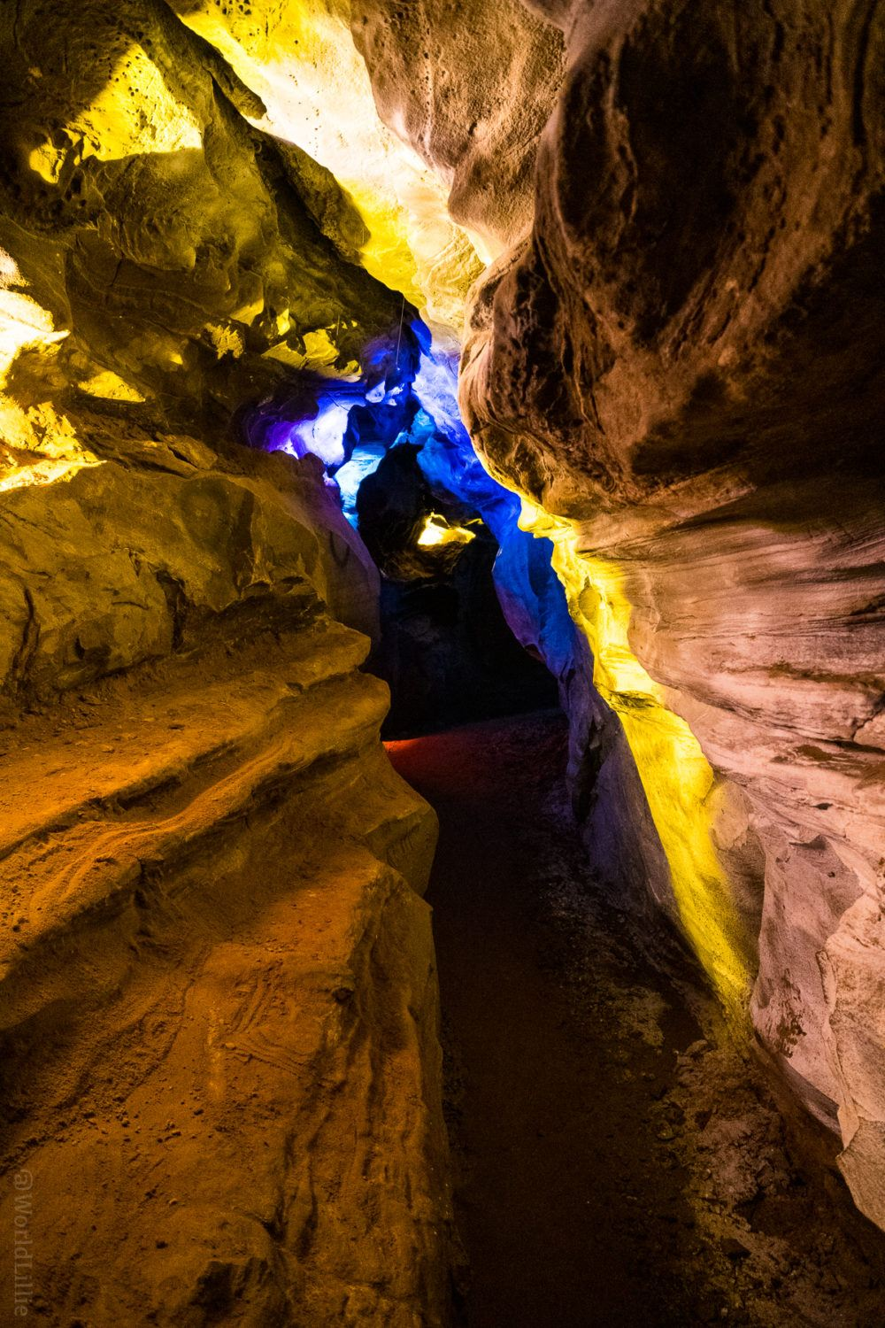 Could you fit through this cavern?