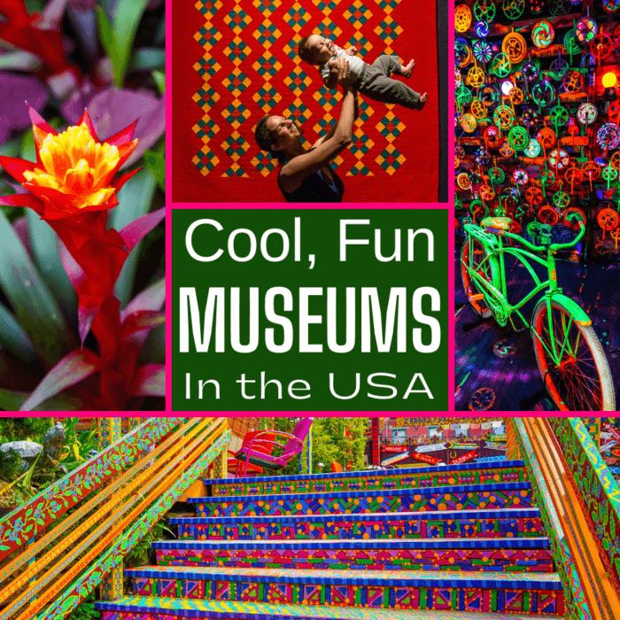 Fun Museums