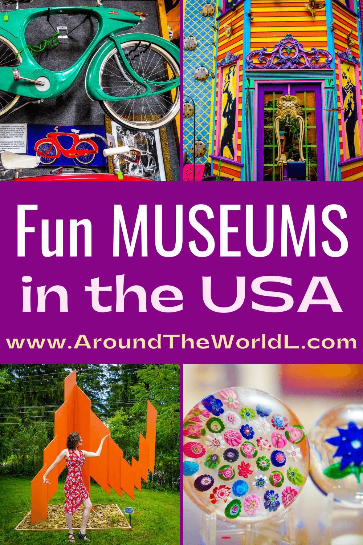 Cool fun museums