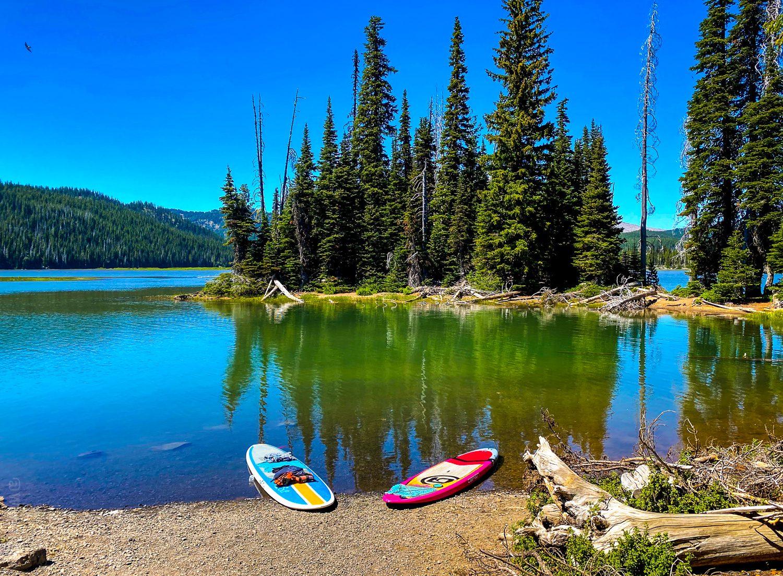 Sparks Lake, OR
