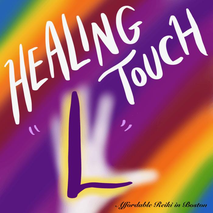 Healing Touch reiki