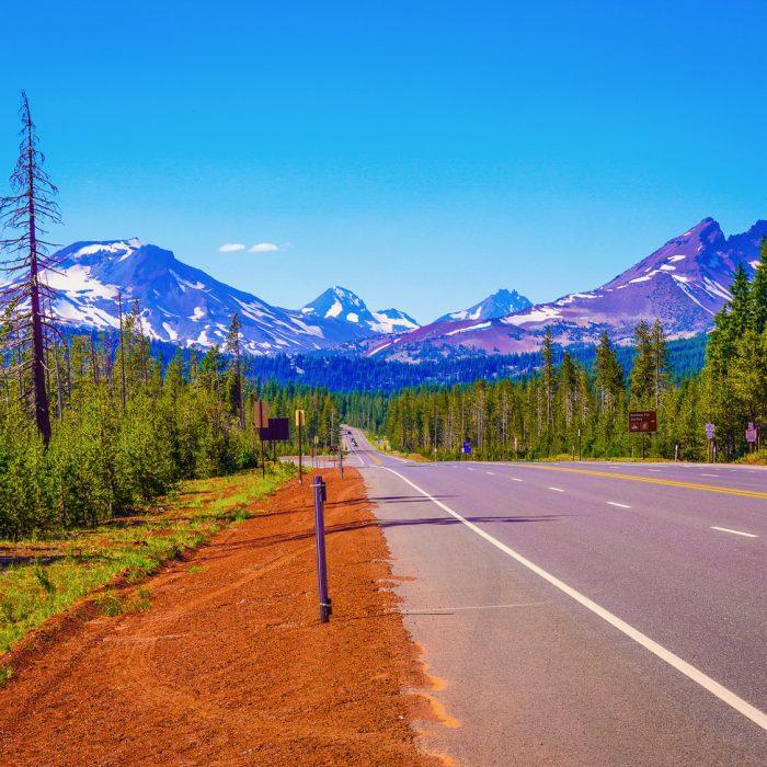 Bend Oregon Mountains